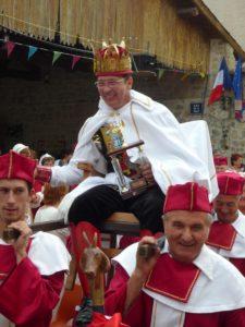 Sacre du Roi des Menteurs Moncrabeau, Nouvelle-Aquitaine